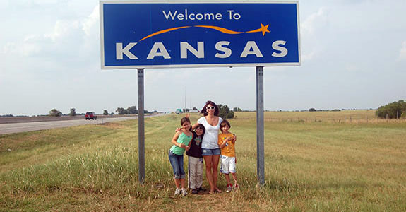 Destination #6: Nebraska, Kansas and Oklahoma