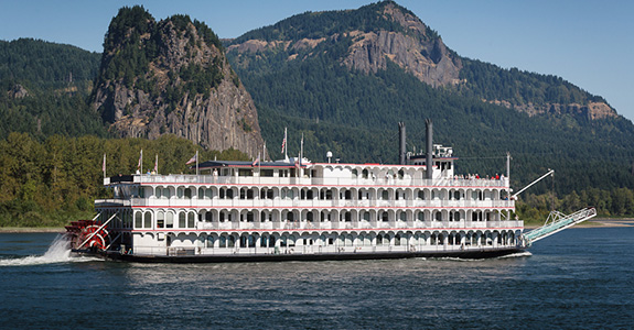 Cruise the Columbia River