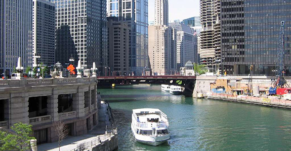 chicago architecture boat tour (chicago)