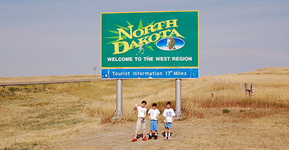 Destination #5: North and South Dakota