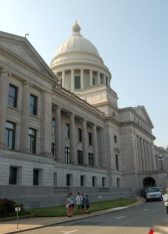 Arkansas State Capitol Building (Little Rock)