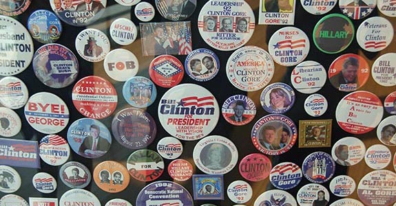 The Clinton Presidential Library (Little Rock)