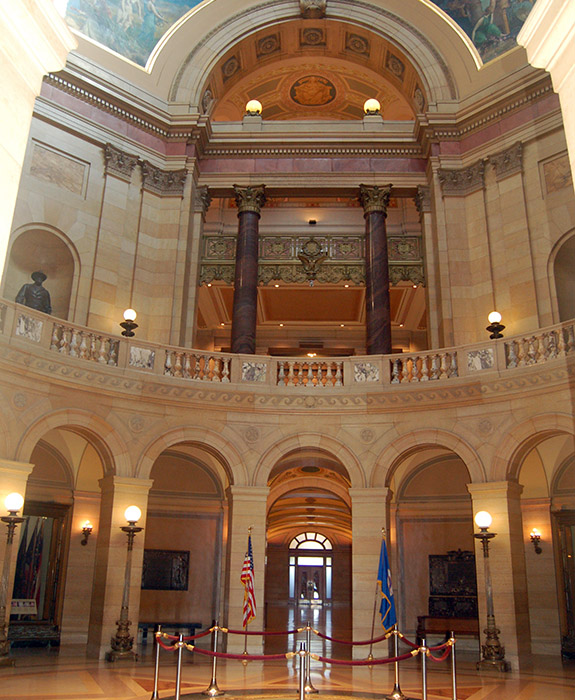 Minnesota State Capitol Building (St. Paul)