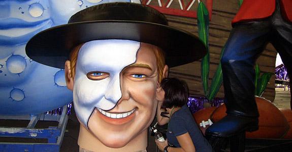 Blaine Kern's Mardi Gras World (New Orleans)