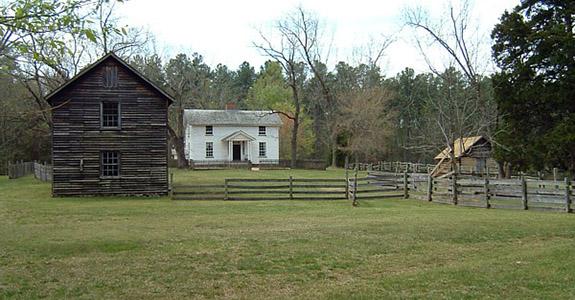 Georgia, North Carolina and South Carolina