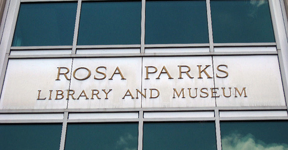 Rosa Parks Library and Museum (Montgomery)