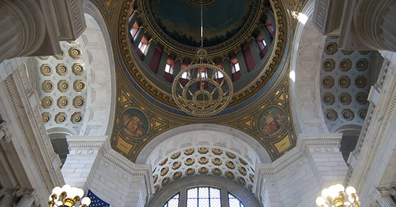 Rhode Island State Capitol Building