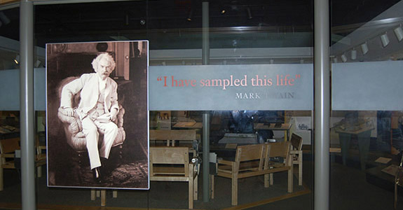 Mark Twain House and Museum