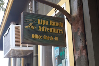kipu ranch sign