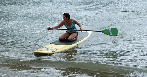 Paddle Boarding (Hanalei Bay)