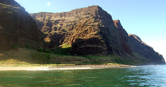 Cruise the Napali Coast (Kekaha)