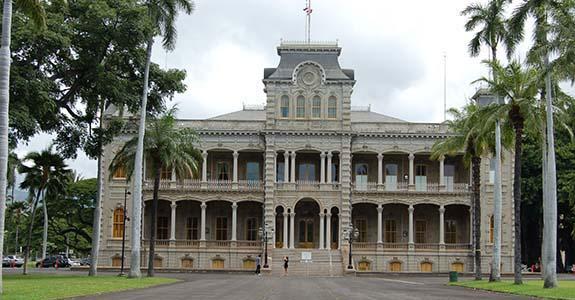 Iolani Palace (Honolulu)