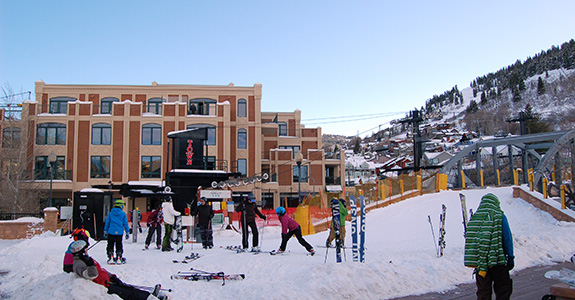 Winter Break in a Skiers Paradise - Park City, Utah
