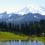 Soundtrack for Trip #1: Washington, Oregon