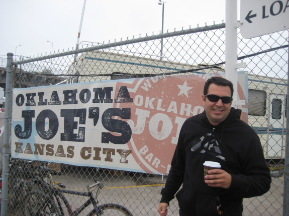 OK Joe's Banner and Jeff