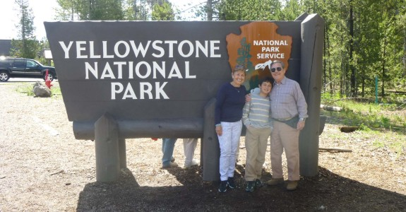 A 10-day July 4th Adventure in Yellowstone and Cody, Wyoming (by Guest Blogger Madeline Jason)