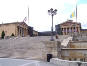 rocky-steps-philly-art-gallary-philadelphia
