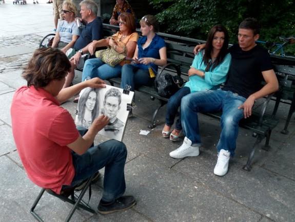 central park sketch artists 6.14.10 8
