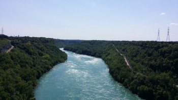 niagara river power project