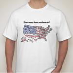 Explore All 50 Shirt
